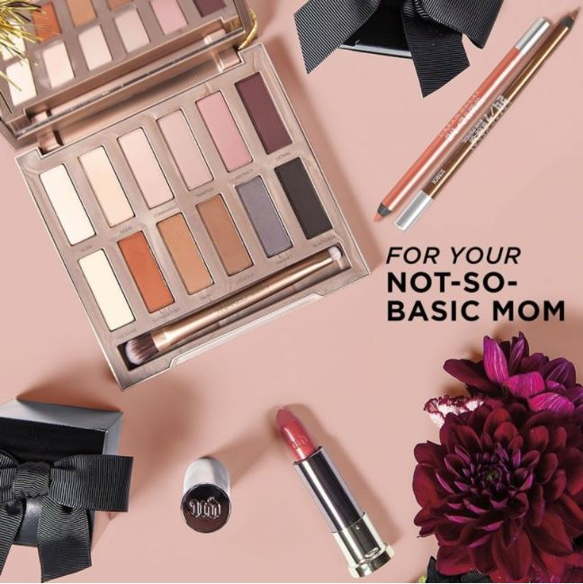 Urban Decay Gift Guide