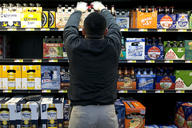 Cooler-Space-At-Wal-Mart-Beer-Stocker
