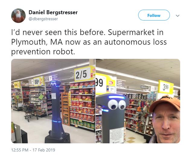 LP robot
